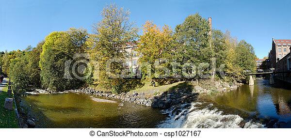 Akerselva Panorama - csp1027167