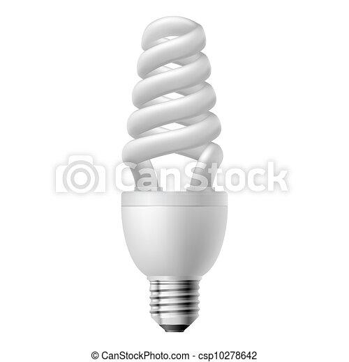 Energy saving lamp - csp10278642