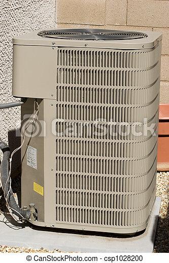 Residential Air Conditioner Compressor Unit - csp1028200