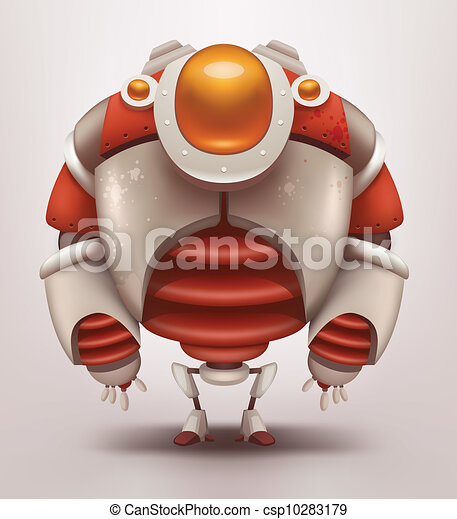 Robot - csp10283179
