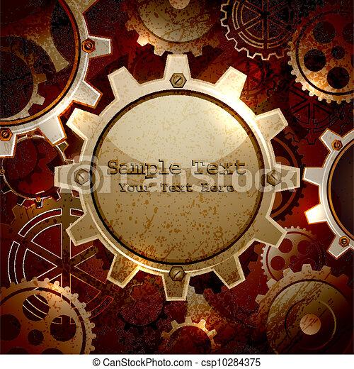 Cog Wheel - csp10284375