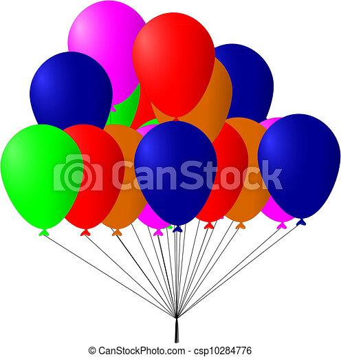 Balloons - csp10284776