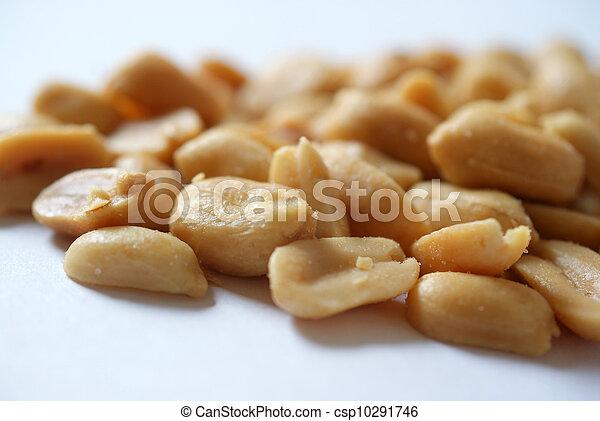 Salted Peanuts - csp10291746