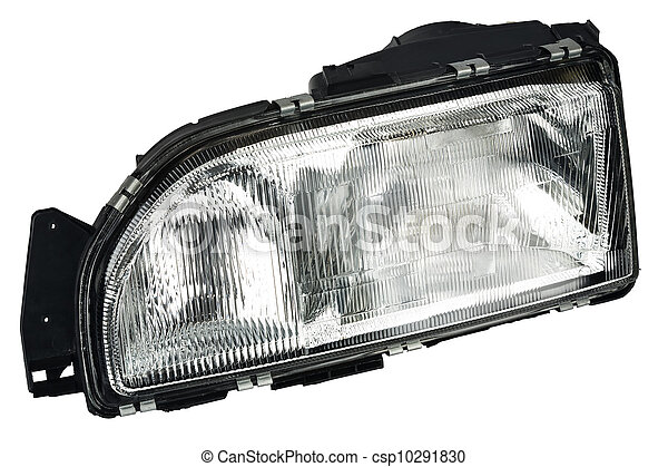 automobile headlight - csp10291830