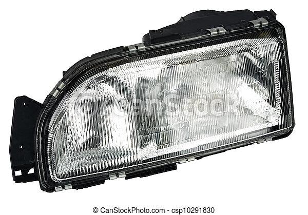 automobile headlight - csp10291830