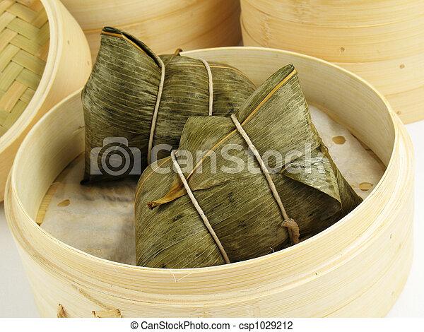 Sticky Rice Dumpling - csp1029212