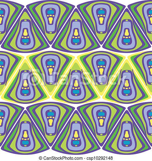 矢量-装饰物, 圆形, 三角形