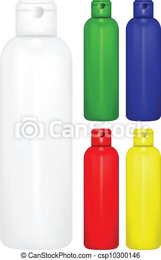 bottle shampoo d - csp10300146
