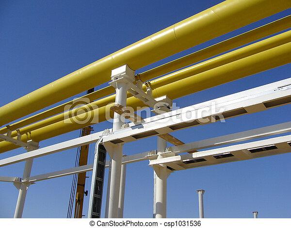Gas Pipeline - csp1031536