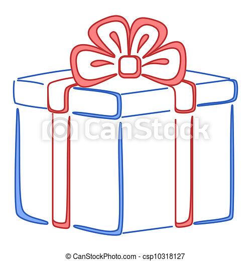 Holiday Gift Gift Box Holiday Symbol