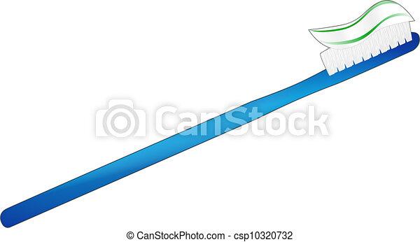 Toothbrush - csp10320732