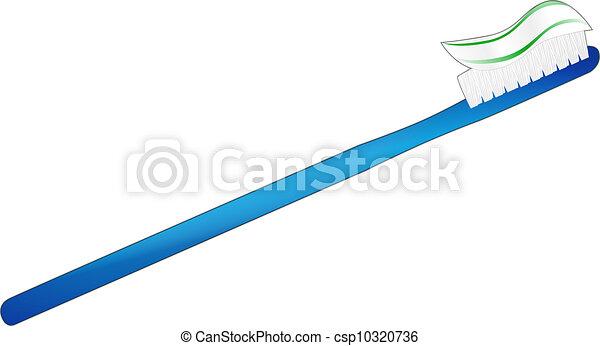 Toothbrush - csp10320736