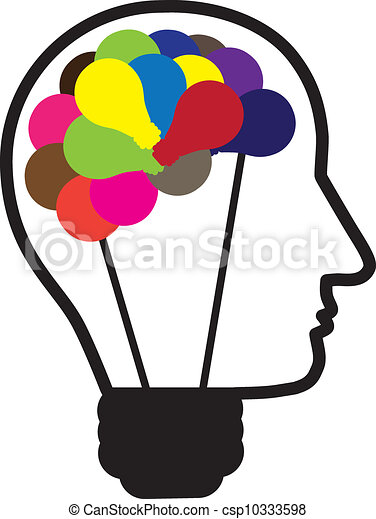 Idea Clip Art Vector and Illustration. 529,162 Idea clipart vector ...