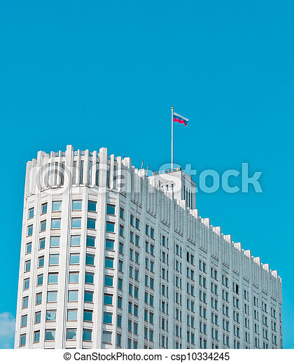 Russian House of Government - csp10334245