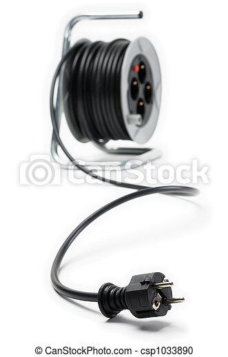 Electric extension reel - csp1033890