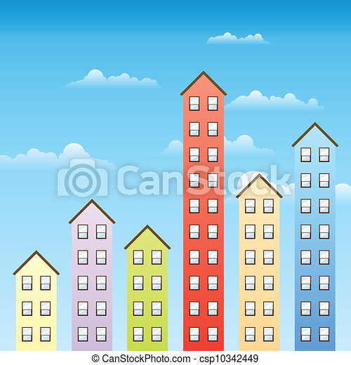 Increasing Property Value - csp10342449