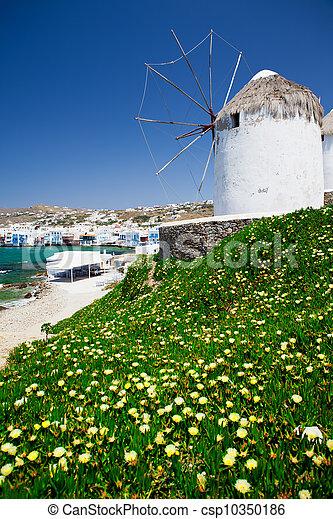 moinho de vento, histórico - csp10350186