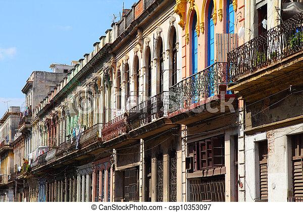 Cuba - Havana - csp10353097