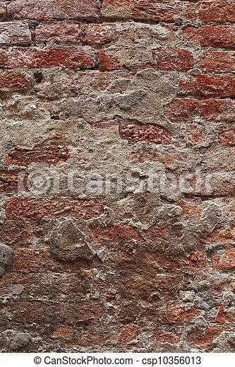 Texture of Venetian wall - csp10356013