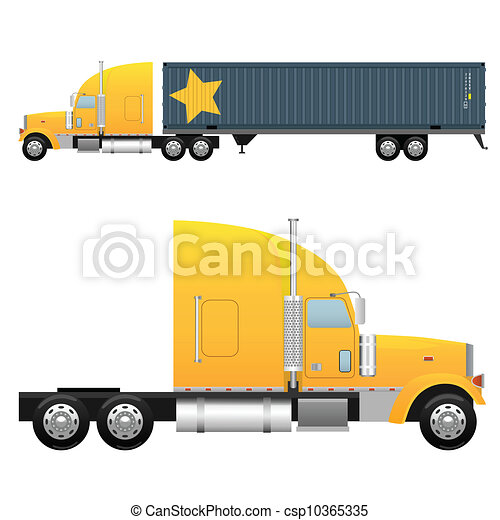 Cargo truck - csp10365335