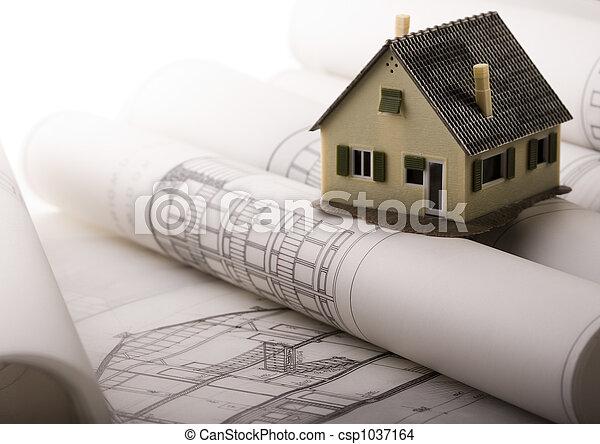 projekt, arkitektur - csp1037164