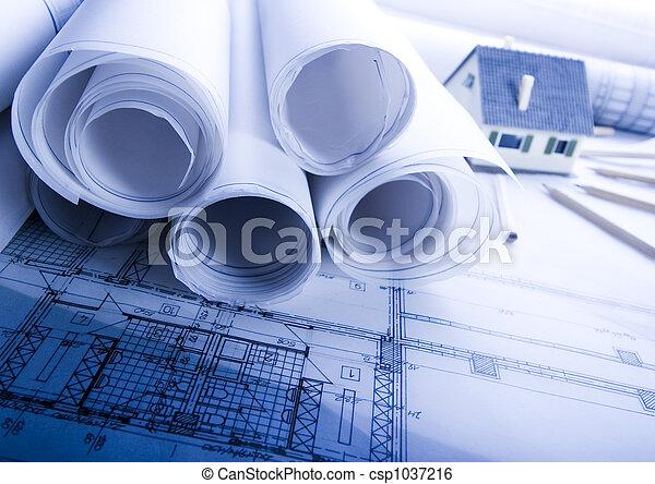 Architecture plans - csp1037216