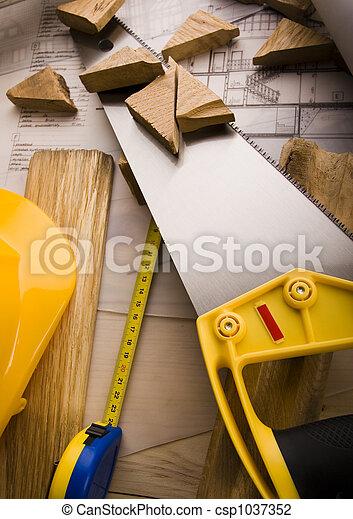 Architecture plan & Tools - csp1037352