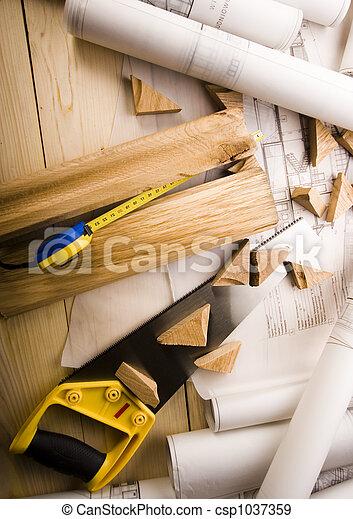 Architecture plan & Tools - csp1037359