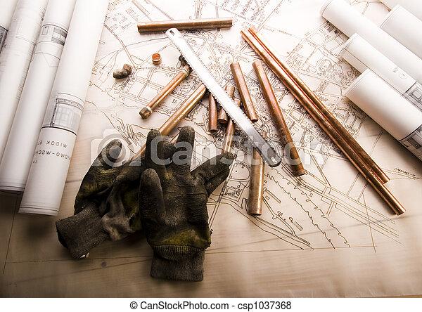 Architecture plan & Tools - csp1037368