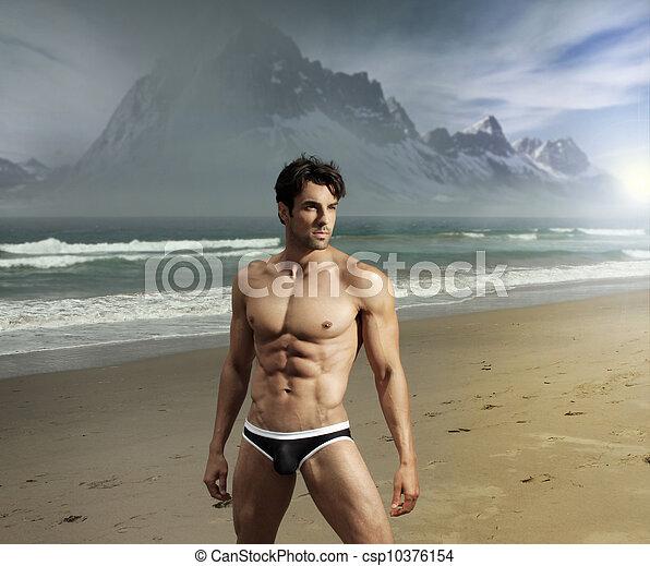Exotic man - csp10376154