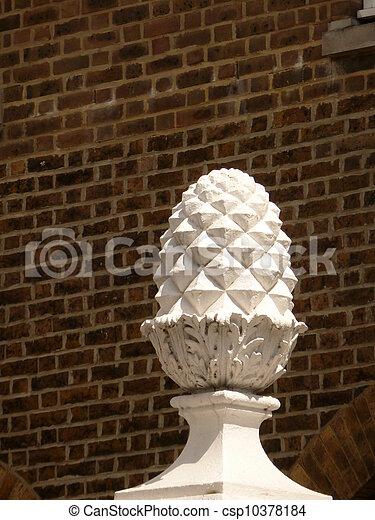 Pineapple Finial - csp10378184