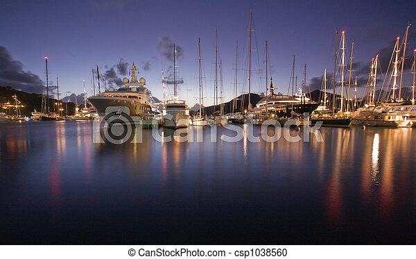 Antigua Explorations - csp1038560