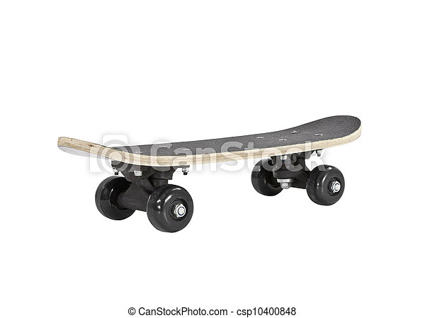 Toy Skateboard Isolated - csp10400848