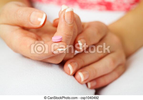 beauty treatment - csp1040492
