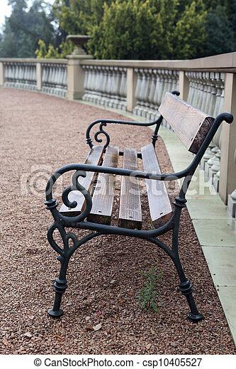 Park Bench - csp10405527