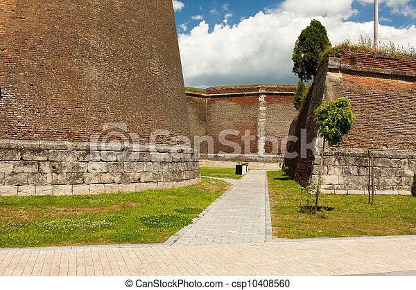 image de alba iulia forteresse fortification de alba iulia csp10408560 recherchez. Black Bedroom Furniture Sets. Home Design Ideas