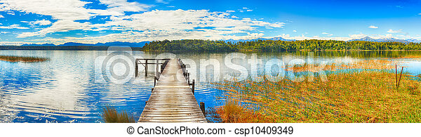 Lake Mahinapua - csp10409349
