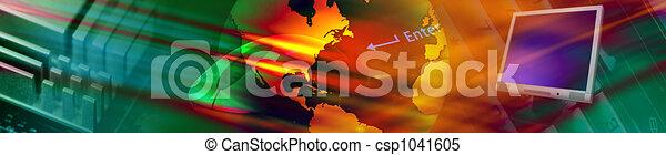 Technology banner - csp1041605