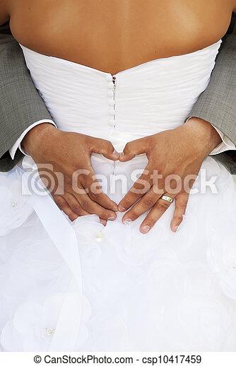 Wedding Love - csp10417459