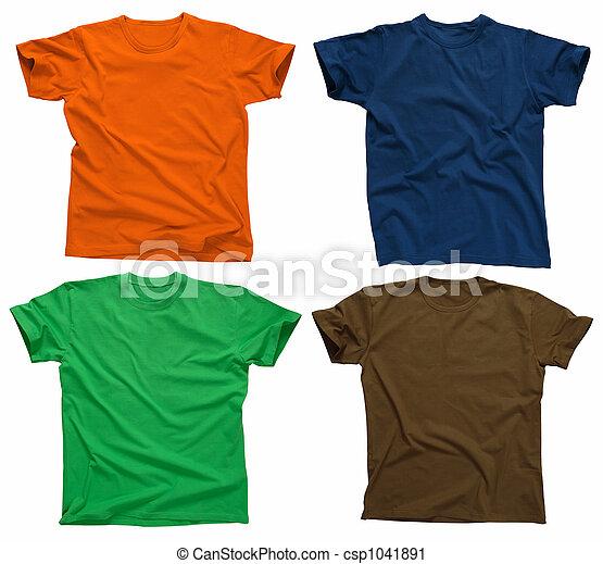 Blank t-shirts 4 - csp1041891