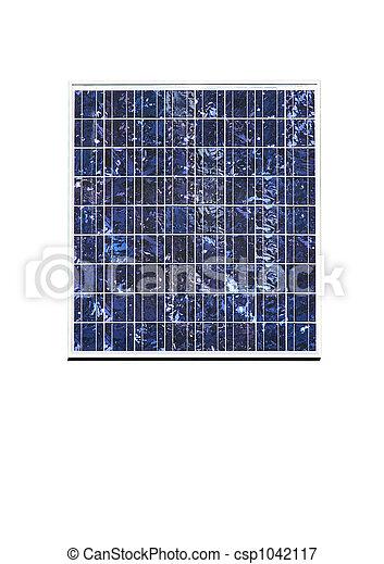 Solar Energy Panel - csp1042117