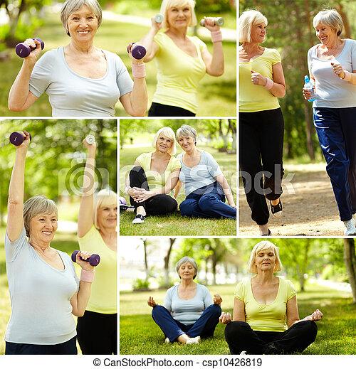 Active training - csp10426819