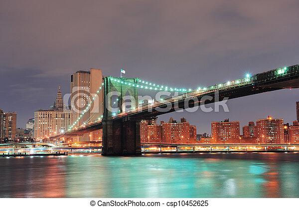New York City - csp10452625