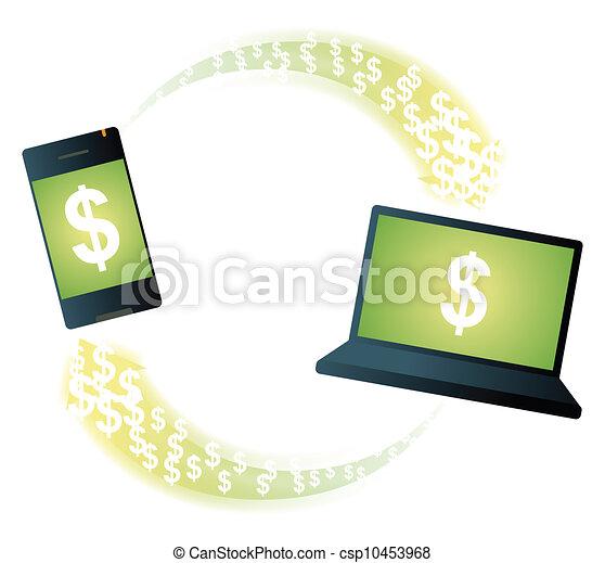 Mobile Banking - csp10453968