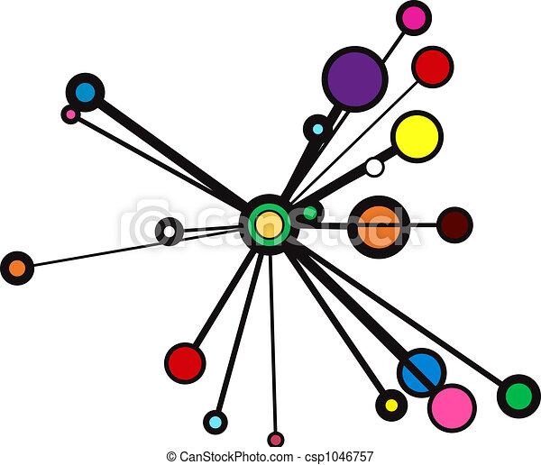 circle Burst - csp1046757