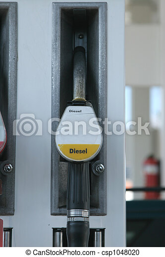gas station - csp1048020