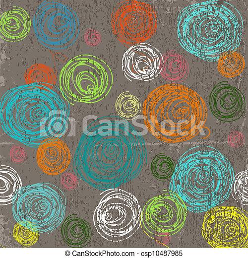 grunge background art - csp10487985