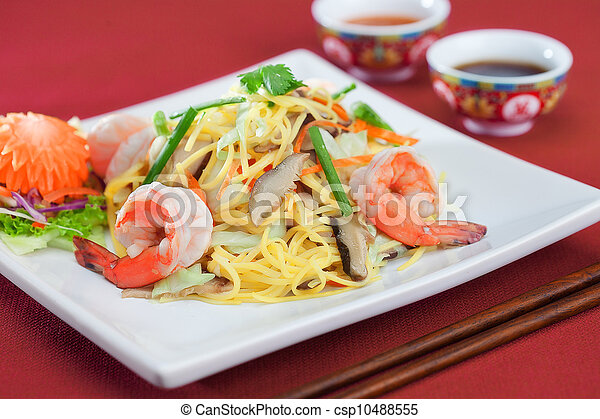 Chinese food - csp10488555