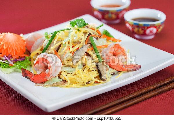 Chinese food - csp10488555