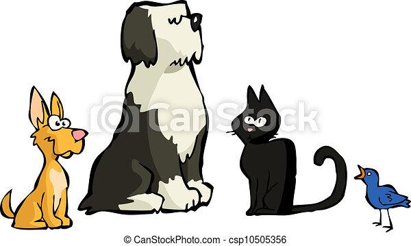 Animals - csp10505356